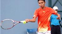 Linh Giang dừng bước ở giải quần vợt quốc tế ITF 2014