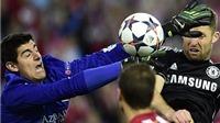 Thibaut Courtois tạm biệt CĐV Atletico, chuẩn bị về Chelsea