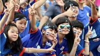 17h00 sân Cẩm Phả, Than Quảng Ninh - Đồng Nai: Không ngán bão