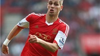 Arsenal có thể mất Morgan Schneiderlin vào tay Tottenham