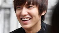 Lee Min Ho chu du thế giới để gặp gỡ người hâm mộ