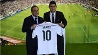 Những số 10 trong lịch sử Real: Từ Laudrup, Seedorf, Lass Diarra đến James Rodriguez