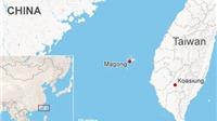 VIDEO: Hiện trường vụ máy bay rơi ở Đài Loan