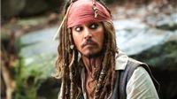 'Cướp biển vùng Caribbe' phần 5 sẽ đến với khán giả vào năm 2017