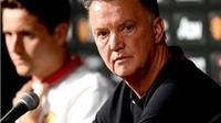 Van Gaal: 'Sẽ chơi với sơ đồ 3-4-3. Man United thiếu sự cân bằng'