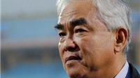 Chủ tịch VFF Lê Hùng Dũng: 'Sau vụ Đồng Nai, khó kêu gọi nhà đầu tư cho bóng đá'