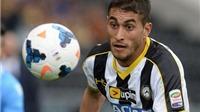 Juventus chính thức mượn được cầu thủ chạy cánh người Argentina