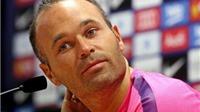 Andres Iniesta: Với Luis Enrique, Barca sẽ hồi sinh