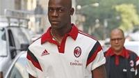 Đàm phán với Arsenal 'chết từ trong trứng nước', Balotelli 99,9% ở lại AC Milan