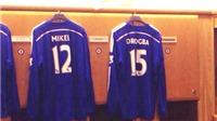 Drogba sẽ lại mặc áo số 15