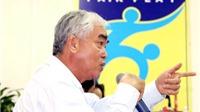 Chủ tịch VFF Lê Hùng Dũng: 'Tôi tin V-League 2014 sẽ kết thúc trọn vẹn'