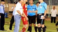 Ông Nguyễn Quốc Khánh, Phó Chủ tịch HĐQT CTCP bóng đá HV.An Giang: 'Bóng đá Việt diễn mãi một vở kịch tồi'