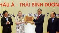 Châu bản triều Nguyễn nhận bằng Di sản Tư liệu Thế giới