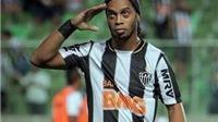 VIDEO: Những khoảnh khắc thiên tài của Ronaldinho ở Atletico Mineiro