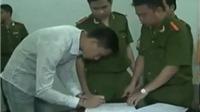 Gia hạn cấm thi đấu 9 cầu thủ dàn xếp tỷ số của CLB V.Ninh Bình