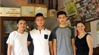 Tiền đạo Nguyễn Quang Hải, U17 Hà Nội.T&T: 8 năm khổ luyện thành tài