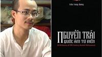 Hiểu thêm 'tiếng nói dân tộc' từ thơ Nguyễn Trãi