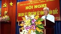 Chủ tịch VFF Lê Hùng Dũng: 'Còn một số đội bóng dàn xếp tỷ số như Đồng Nai'