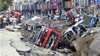 Thảm họa nổ khí ga ở Đài Loan: Như trong ngày tận thế!