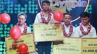 Chung kết Đường lên đỉnh Olympia 2014: Nguyễn Trọng Nhân giành vòng nguyệt quế lần thứ 14