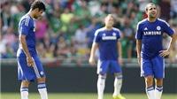 Drgoba mờ nhạt, Chelsea thảm bại 0-3 trước Bremen