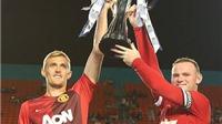Man United vô địch International Champions Cup: Sống dưới ánh mặt trời
