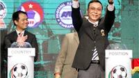 Phó Chủ tịch VFF Trần Quốc Tuấn: 'Không dễ để đội tuyển Việt Nam hoàn thành mục tiêu'