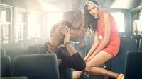Bộ ảnh mô tả vụ hiếp dâm tập thể trên xe bus gây tranh cãi lớn ở Ấn Độ