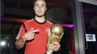 Vì sao 1 tháng sau bàn thắng vàng ở chung kết World Cup, Goetze mới tiếp xúc với báo chí?