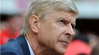Wenger: Luật công bằng tài chính đã giúp đỡ Arsenal