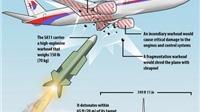 Malaysia: MH17 không thể bị bắn hạ bằng tên lửa không đối không