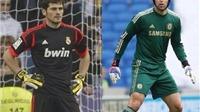 Real Madrid muốn thay Iker Casillas bằng Petr Cech