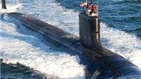 Tàu ngầm của Mỹ tiếp cận lãnh hải Nga