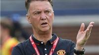 Van Gaal: Man United đang thiếu cầu thủ chạy cánh đẳng cấp như Di Maria