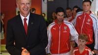 HLV Wenger: 'Trước đây, chúng tôi mất nhiều ngôi sao. Giờ thì mua Oezil, rồi Sanchez'