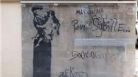 Con đường gốm sứ, Graffiti và sự vỡ vụn của nghệ thuật đường phố