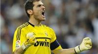 Iker Casillas: 'Tôi đã học được nhiều từ những sai lầm'