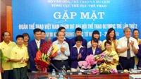 Đoàn thể thao Việt Nam tham dự Olympic trẻ  2014: Nhắm huy chương ở bơi lội, cử tạ, taekwondo