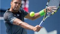 Giải quần vợt Cincinnati: Tân vương Rogers Cup Tsonga thua sốc