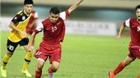 U19 Việt Nam 2-2 U21 Brunei: Sai lầm hàng thủ, nuối tiếc hàng công