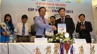 Vòng chung kết U15 quốc Gia 2014: Tuyển quân cho VCK U16 châu Á 2015