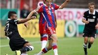Goetze và Mueller nổ súng, Bayern thắng Preußen Muenster 4-1