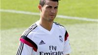 Ronaldo và bức tường gạch của El Cholo