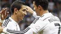 CHUYỂN NHƯỢNG chiều 24/8: Douglas đến Barca vào tuần sau, Ronaldo khuyên Di Maria đến Man United