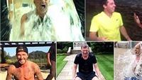 Những màn dội nước lạnh lên đầu: Từ Mourinho, Beckham đến Ronaldo...