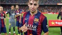 Những điều cần biết về Munir El Haddadi, tài năng trẻ mới của Barca