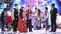 Cặp vũ công 13 tuổi đăng quang 'Vũ điệu tuổi xanh 2014'