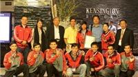 Liên hoan võ thuật thế giới: Cơ hội quảng bá võ Việt Nam