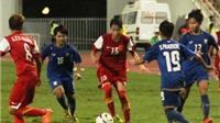Giải bóng đá nữ U19 VĐ Đông Nam Á 2014: Thái Lan lại vô địch