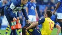 CHÍNH THỨC: Olivier Giroud nghỉ thi đấu 4 tháng vì chấn thương